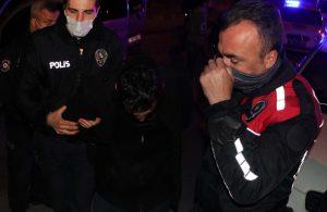 Kısıtlamayı ihlal eden 2 kişiye 6 bin lira para cezası