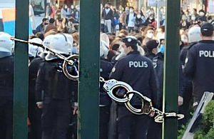 Boğaziçi Üniversitesi'nde gözaltı sayısı 22 oldu!