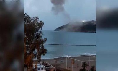 Akkuyu Nükleer Santrali inşaatında patlama!