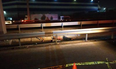 TEM'e giren yaya canından oldu, çarpan aracın sürücüsü kaçtı