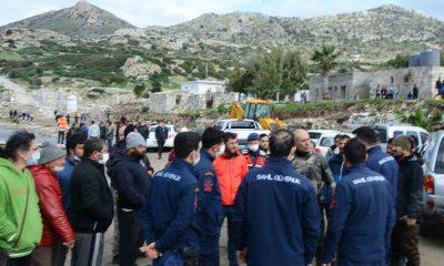 Balıkçı teknesi alabora oldu: 4  balıkçı kurtuldu, 1 kişi kayıp