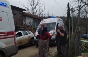Sobadan sızan gazdan etkilenen 4 çocuk hastanelik oldu