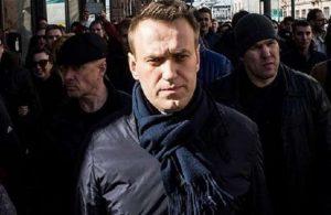Navalny, Rusya'ya adım atar atmaz gözaltına alındı