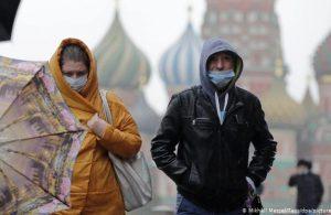 Rusya'da 'İngiliz' varyantlı koronavirüs vakası görüldü!