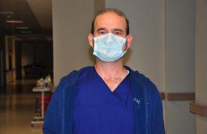 Koronavirüsü yenen sağlıkçı çift gözyaşlarıyla anlattı: Ölüm korkusu yaşadık'