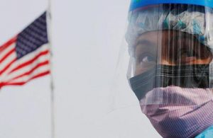 ABD'de bir günde koronavirüs bilançosu: 3 bin 200 kişi öldü