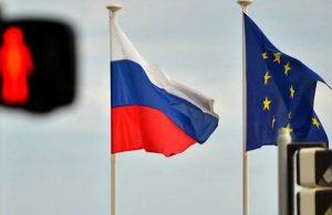 AB'den Rusya'ya 'yaptırım' çıkışı: 'Kaygan bir yol'