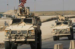 ABD'den Suriye'nin kuzeyindeki petrol sahalarının güvenliği için Irak'a 40 kamyonluk sevkiyat