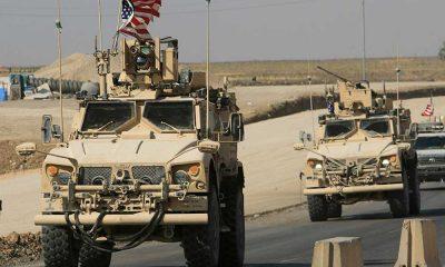 ABD'den Suriye'nin kuzeyindeki petrol sahalarının güvenliği için Irak 40 kamyonluk sevkiyat