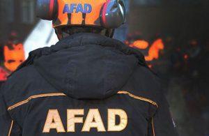 Göçük ihbarı alan AFAD ekipleri yolda namaz molası verdi! 2 genç hayatını kaybetti