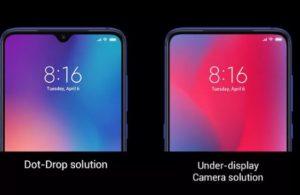 Samsung, Galaxy Z Fold 3 için farklı tasarımlar deniyor