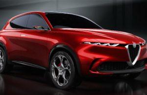 Alfa Romeo Tonale 2022'de satışa çıkabilir