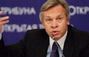 Rus Senatör Puşkov, Joe Biden'dan umutlu değil!