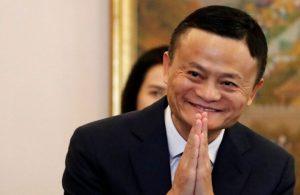 Alibaba kurucusu Jack Ma ortaya çıktı