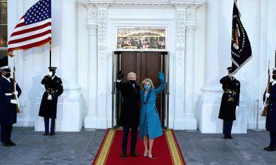 Başkan Biden, Beyaz Saray'da!