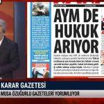 """""""Bundan sonra top Erdoğan'da"""" – GÜN BAŞLIYOR"""