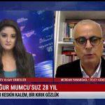 Merdan Yanardağ: Bu cinayetlerin anlamı, Türkiye'nin modernite birikimine bir saldırıdır