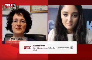 Dr. Meltem Özen, TELE1'e açıkladı: Türkiye'de yeni bir mutasyon mu doğdu?