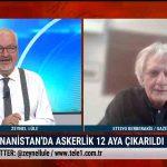 Stelyo Berberakis, Ankara- Atina görüşmelerini yorumladı – GÜN BİTİYOR