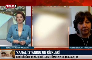 """""""Kanal İstanbul ile Marmara ve Karadeniz'i kaybedeceğiz, telafisi olmayacak"""" – GÜN ORTASI"""