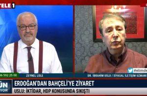 Dr. İbrahim Uslu: İktidar, HDP konusunda sıkıştı – GÜN BİTİYOR