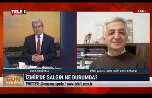 İzmir'de salgını ne durumda?