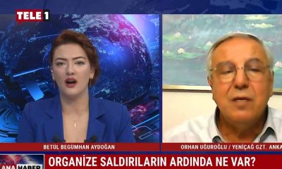 Orhan Uğuroğlu yaşadıklarını TELE1'de anlattı – HAFTA SONU ANA HABER