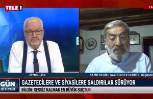 Gazeteciler Cemiyeti Başkanı Bilgin: 'Siyaset' kurumunu ya hep beraber yaşatırız…