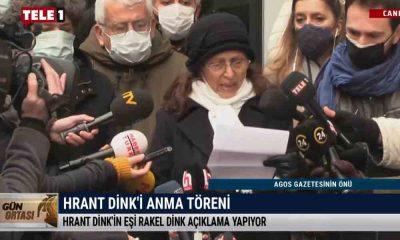 Hrant Dink'i saygıyla anıyoruz… – GÜN ORTASI