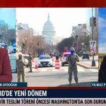 TELE1 Washington Temsilcisi Polat, devir teslim töreni öncesi son gelişmeleri aktardı – GÜN ORTASI