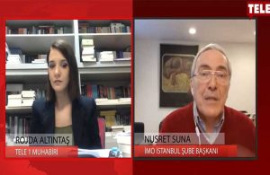 İMO İstanbul Başkanı TELE1'de uyardı: Bu şekilde yapılan nükleer, faciaya yol açar!