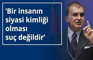 Ömer Çelik, AKP'li Bulu'nun Boğaziçi'ne rektör olarak atanmasını böyle savundu
