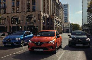 Sıfır Renault Clio fiyatları güncellendi