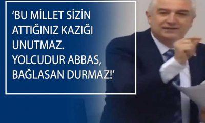 CHP'li Sancar, AKP sıralarına döndü ve bağıra bağıra isyan etti!