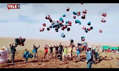Kimi tarlada, kimi inşaatta, kimi tekstilde… Emekçilerin çektiği videolar Türkiye gündeminde!