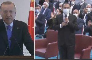 Erdoğan'a nasıl selam vereceğini unutan AKP'li il başkanının eli ayağına dolandı: İşte o anlar!