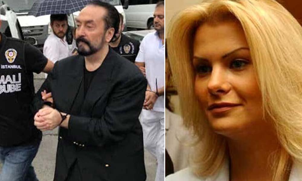 Eski manken Ebru Şimşek'ten Adnan Oktar açıklaması: Kemal Sunal'a çok şey borçluyum