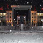 Elazığ'da yüz yüze eğitime kar arası