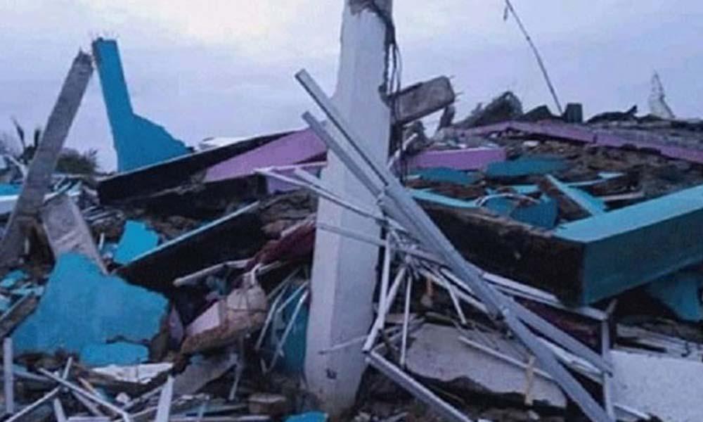 Endonezya'da 6.2 büyüklüğünde deprem: 4 ölü