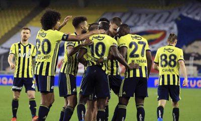 Fenerbahçe, Kayserispor'u sorunsuz geçti
