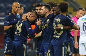 Fenerbahçe, Kasımpaşa'yı rahat geçti