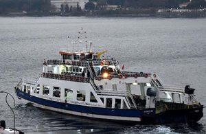 Gökçeada ve Bozcaada'ya yarın yapılacak feribot seferleri iptal