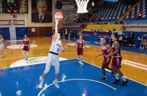 Hatay Büyükşehir Belediyespor'dan önemli galibiyet