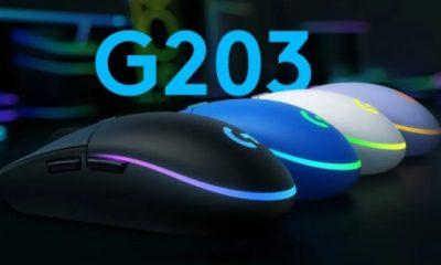 Logitech G203 : Oyunculara özel fare
