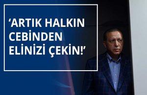 Yurttaşlar, AKP iktidarına isyan etti: '#oymoyyok'
