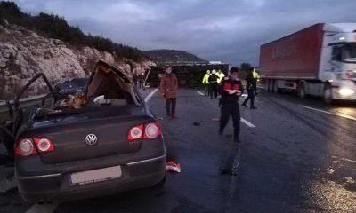 Pozantı-Ankara yolunda kaza: Çok sayıda ölü var!