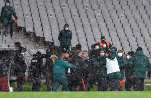 Olaylı maç sona erdi: TFF Süper Kupa'nın sahibi belli oldu!