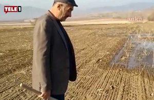 Çiftçiler kuraklığa ve AKP'ye isyan etti: 'Artık söyleyecek bir şeyim kalmadı'