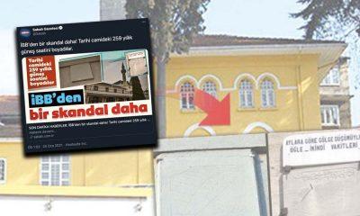 Yandaş Sabah'ın İBB'yi karalama haberi elinde patladı! Tweeti sildiler