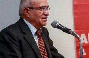 Kritik isim, Perinçek'e zehir zemberek sözler sarf ederek partisinden istifa etti!